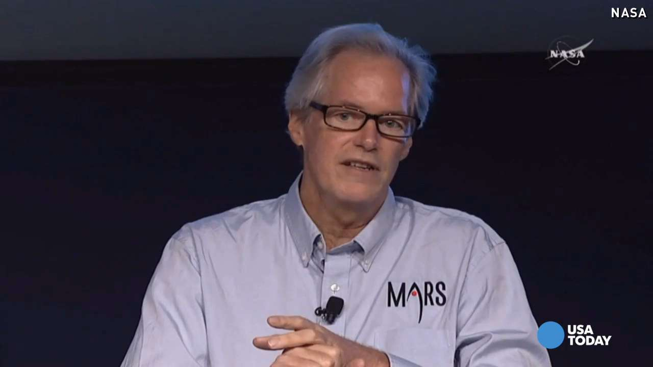 Does life exist on Mars? NASA answers...sort of