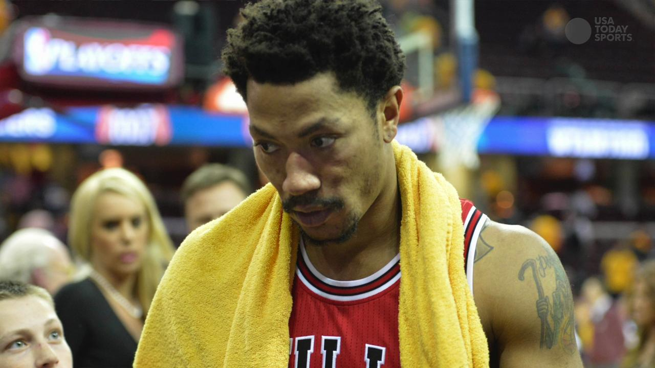 Derrick Rose speaks out on rape allegations