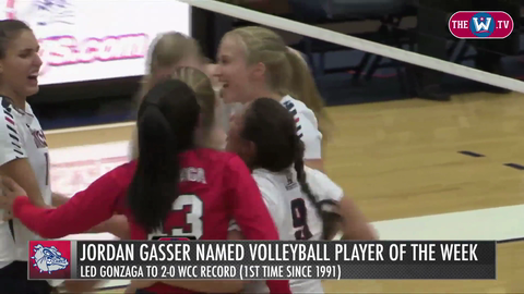 Video | Volleyball Player of the Week | September 28, 2015
