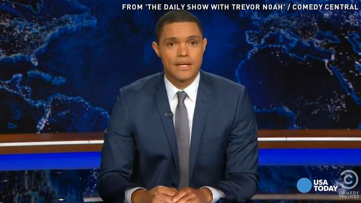 Trevor Noah's 'Daily Show' debut starts new era