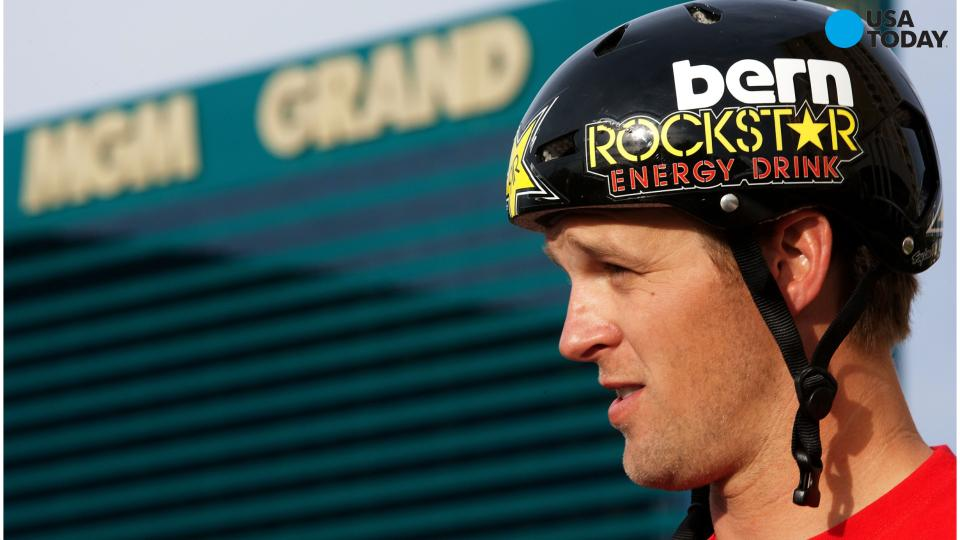 Extreme sports star, Erik Roner, dies during skydive