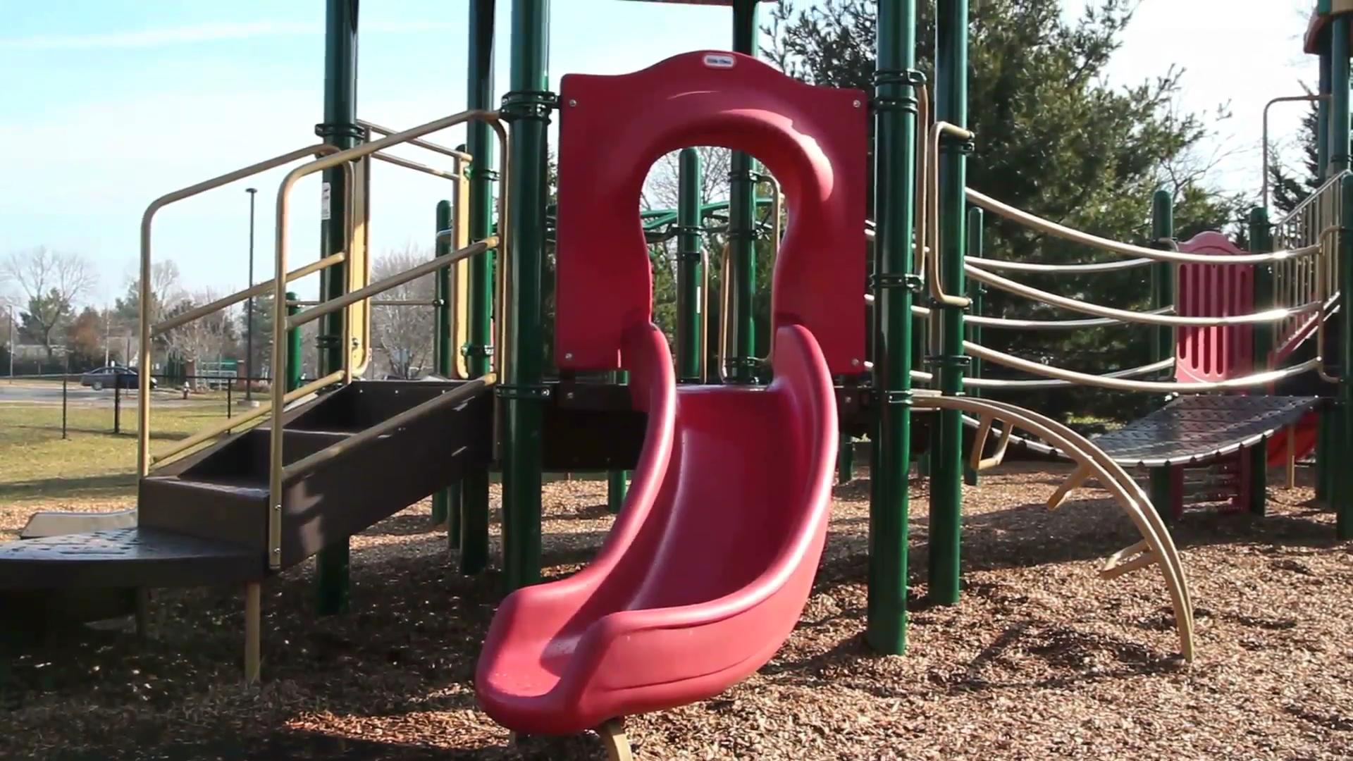 Boy finds $8,000 on playground slide and returns the cash