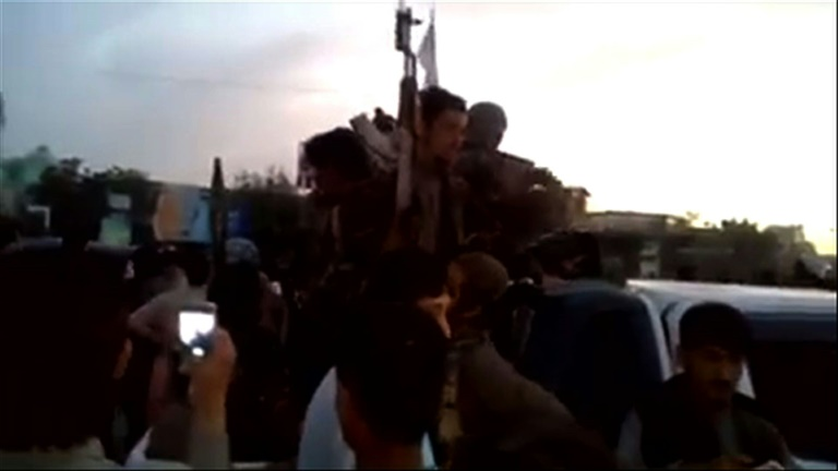Video emerges of Kunduz overrun by Taliban