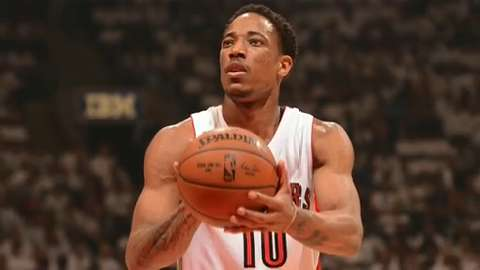 Garion's NBA Rumors: DeMar DeRozan's contract status