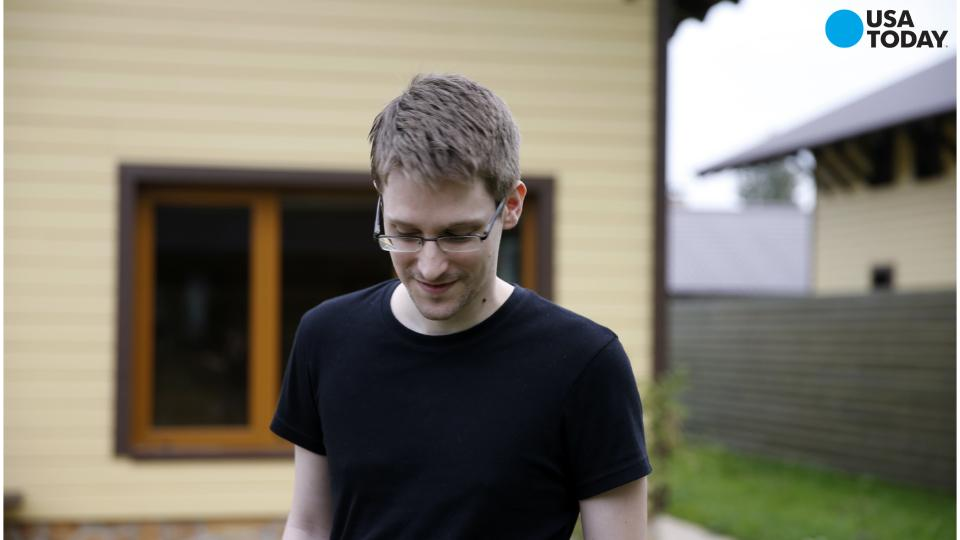 Edward Snowden is on Twitter