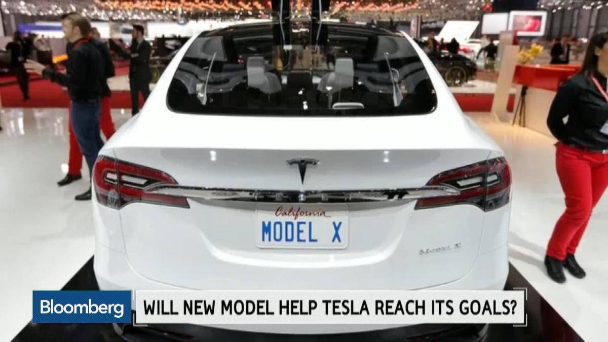 Will the New Model X Help Tesla Reach Its Sales Goals?