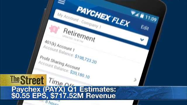 What to watch Wednesday: how will Paychex do?