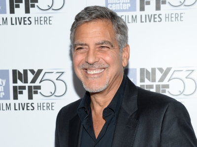 George Clooney's Take on Pope Francis