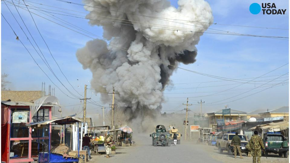 Afghan Forces Battle Insurgents To Retake Key Northern City