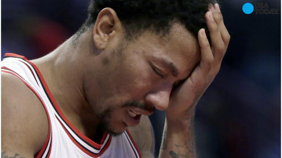 Derrick Rose: I didn't rape ex-girlfriend