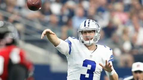 NFL Inside Slant: Cowboys can't rely on big plays from Weeden