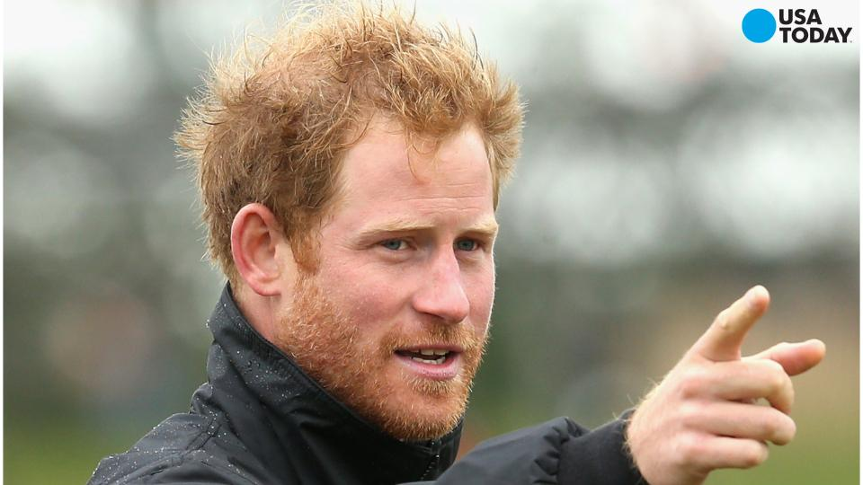 Prince Harry Says He Is Not in a Rush to Get Married