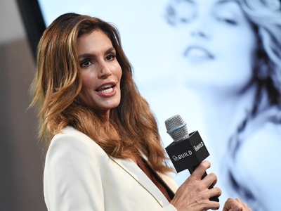 Cindy Crawford Looking Forward to 50