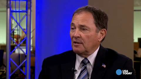 Being governor is asset in bid for presidency: Gary Herbert