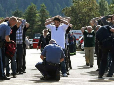 Witness Describes Oregon Shooting Scene