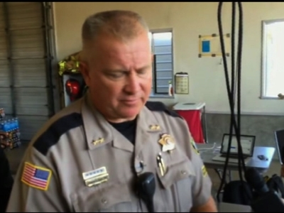 Sheriff: Shooting is 'Huge Shock' to Community