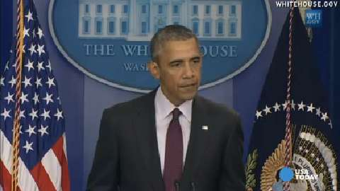 Obama: Mass shootings have become 'routine'