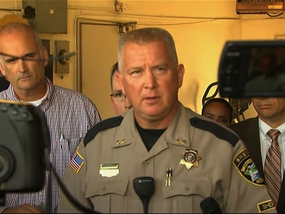Sheriff: 10 Dead, Seven Hurt in Oregon Shooting