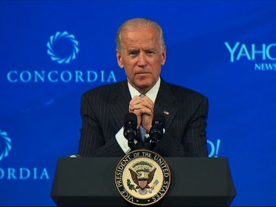 VP Biden Calls for 'Sane Gun Legislation'