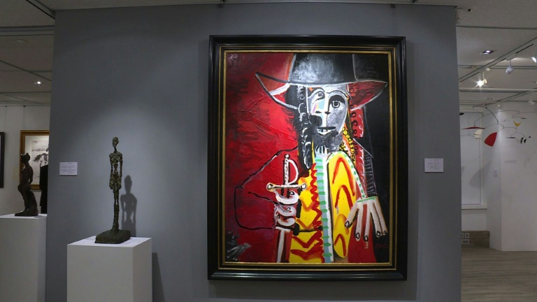 'Most valuable art collection ever' on show in HK