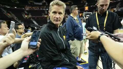 NBA Daily Hype: Steve Kerr steps away for rehab