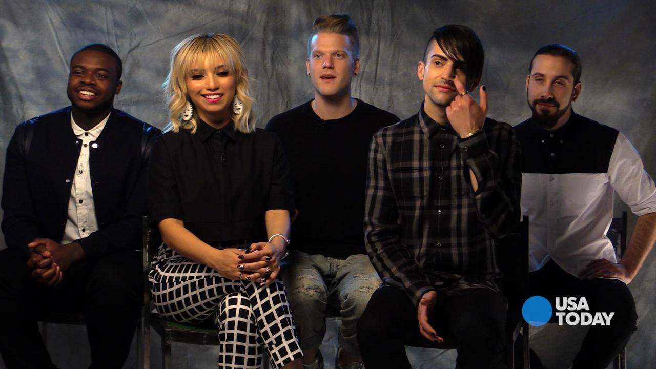 does pentatonix have the voice for radio
