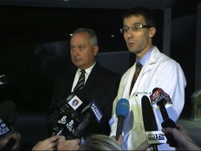 Ore. Doctor Expects Release Of At Least 1 Victim