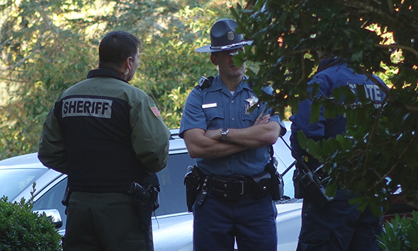 Neighbor thought Ore. shooter 'odd'