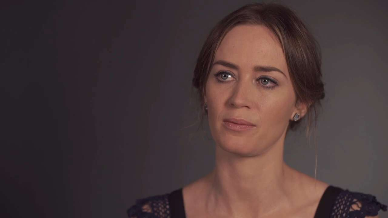 Emily Blunt says real female officers inspired 'Sicario' performance