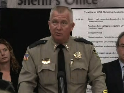 Sheriff: Shooter's Cause of Death was Suicide