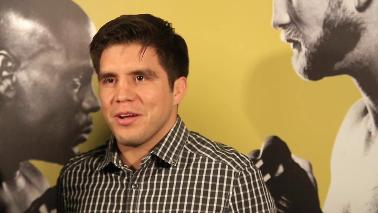 Henry Cejudo details his Vegas boycott on Nick Diaz's behalf