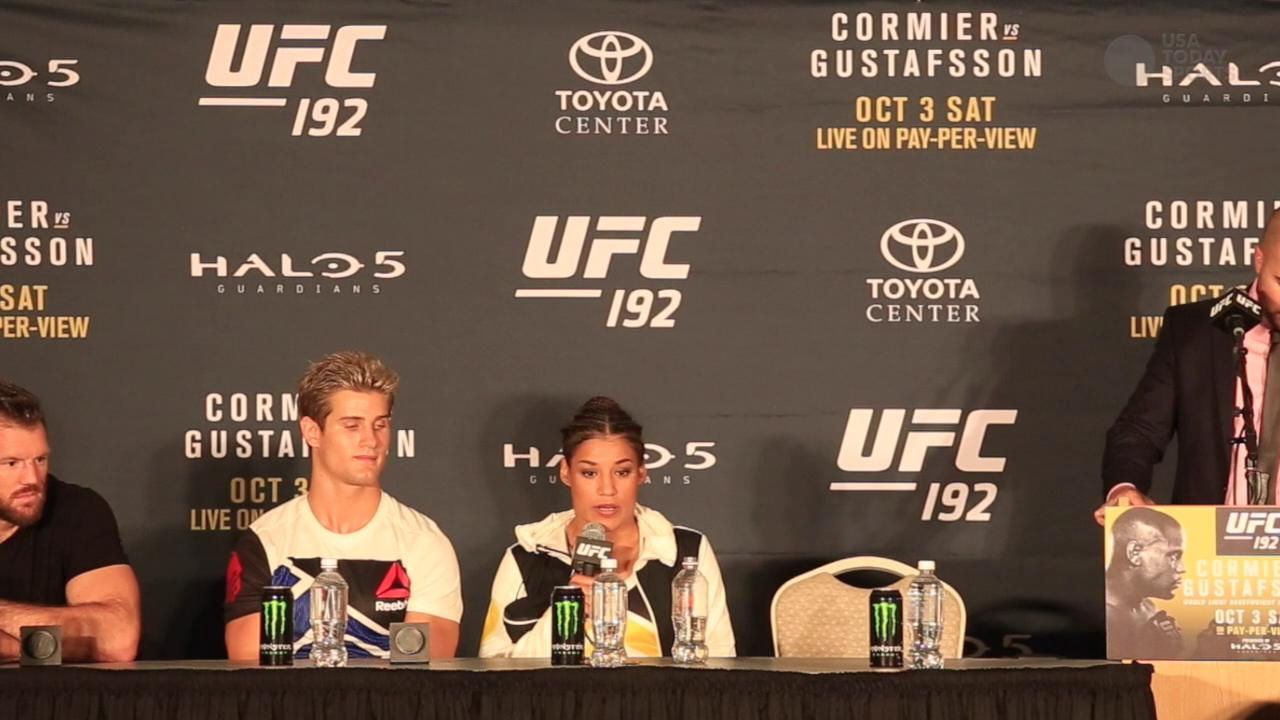 Julianna Pena not satisfied with performance but believes title shot in reach