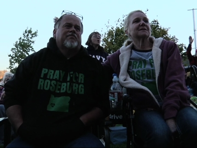 Faithful Grieve, Pray For Roseburg Victims
