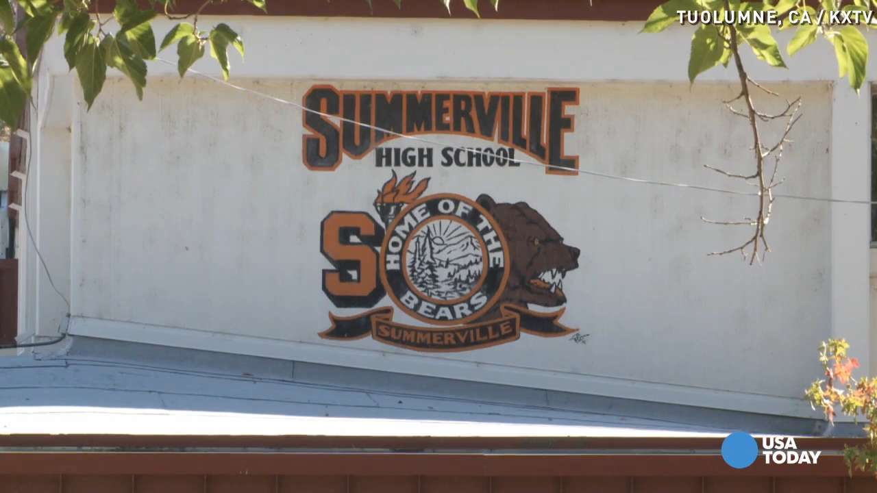 4 students arrested in California school shooting plot