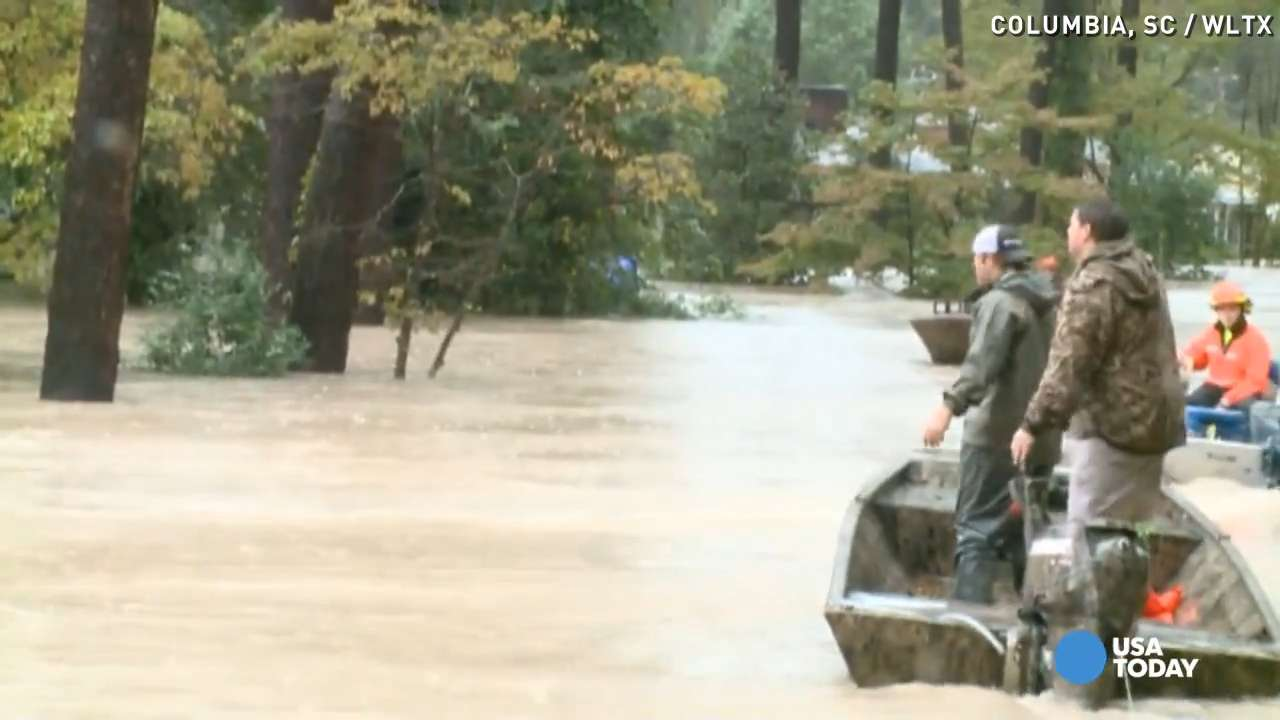 South Carolina floods 'worse than you think'