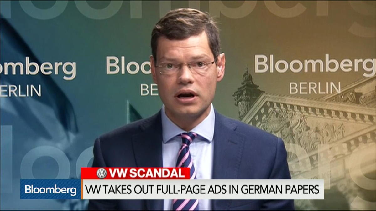 Volkswagen's incoming chairman says the emissions scandal could pose ...