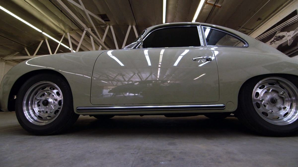 Calif. shop turns out perfect, rare vintage Porsches