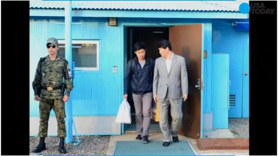 North Korea Frees NYU Student Held Since April