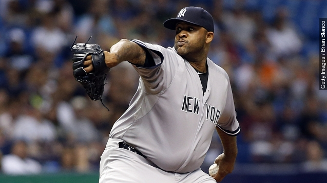 Yankees' CC Sabathia checks into alcohol rehab