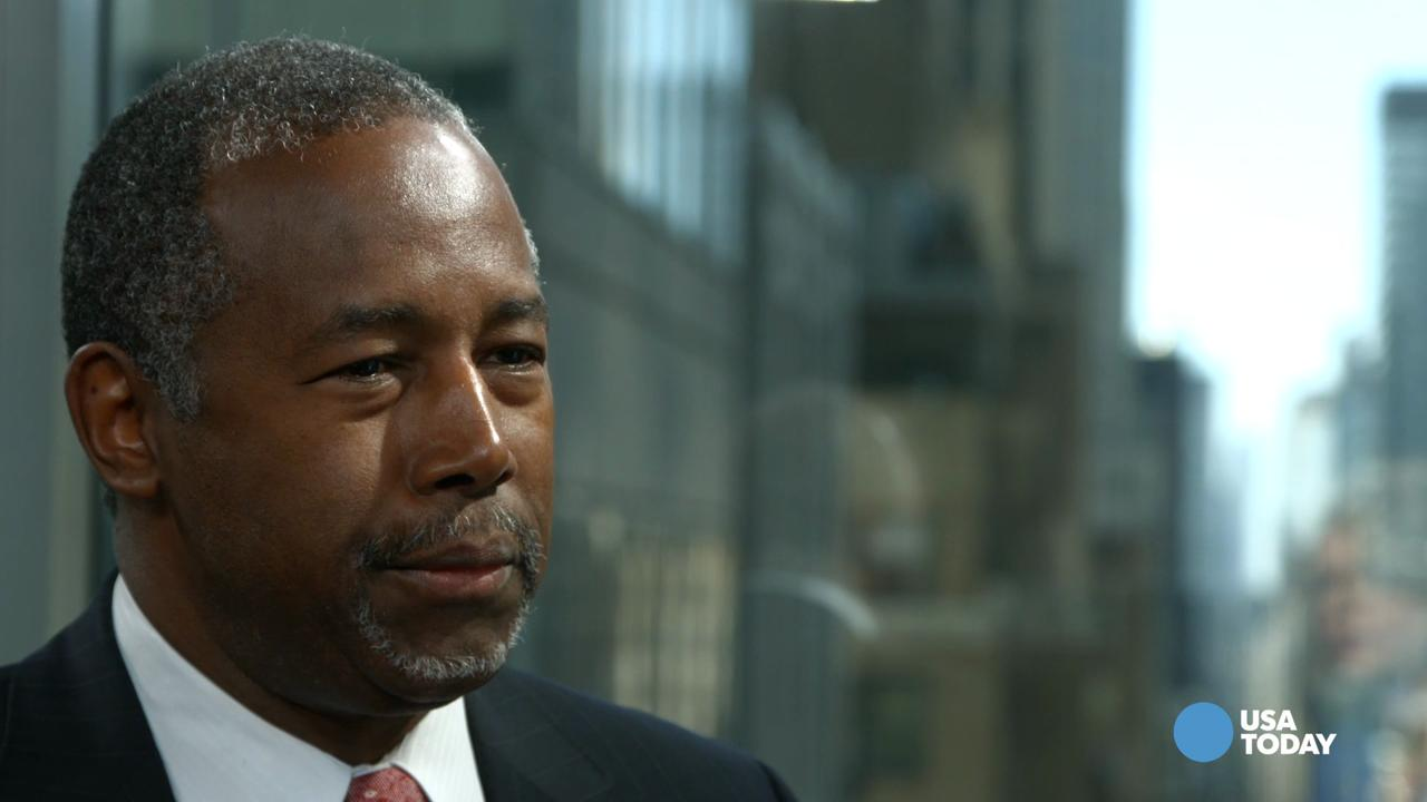 Dr. Ben Carson on his plans for the next debate