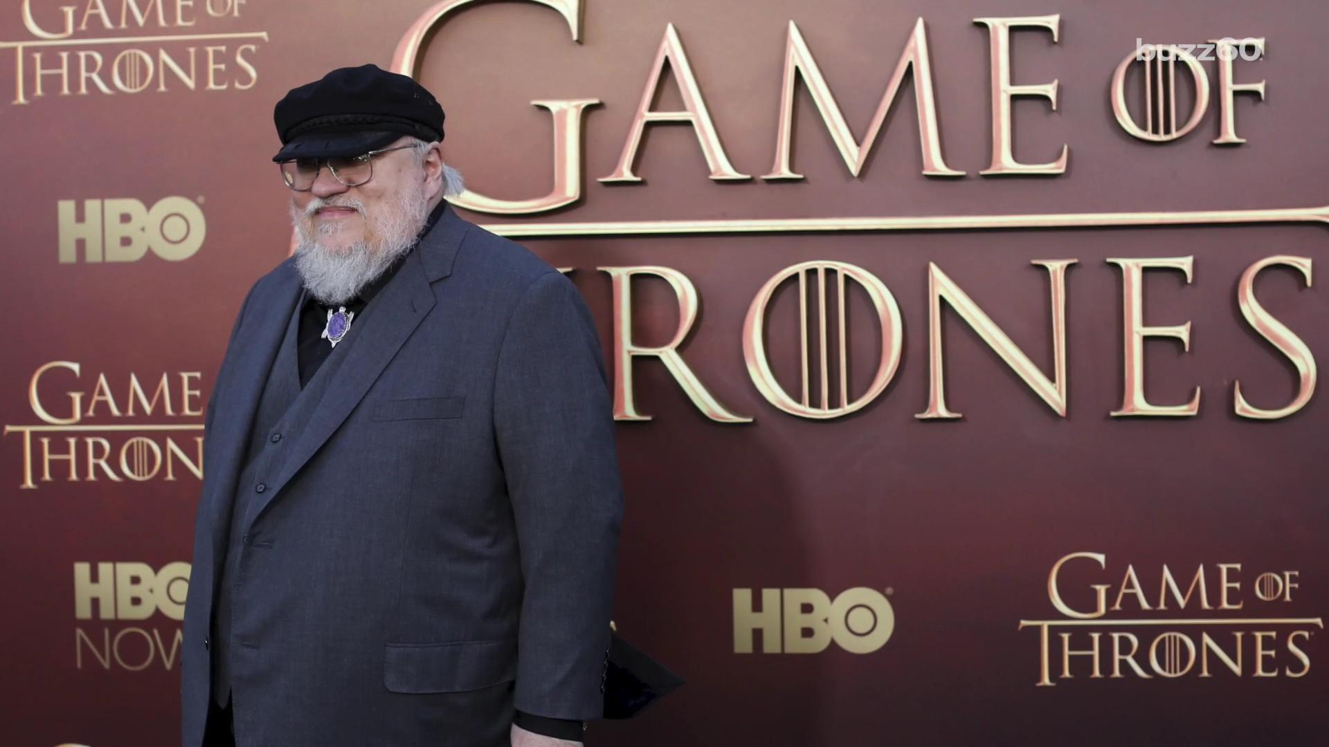George R.R. Martin says no 'Game of Thrones' movie...yet