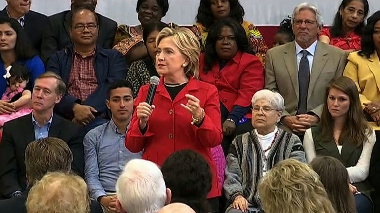 Hillary Clinton unveils plan to tighten U.S. gun laws