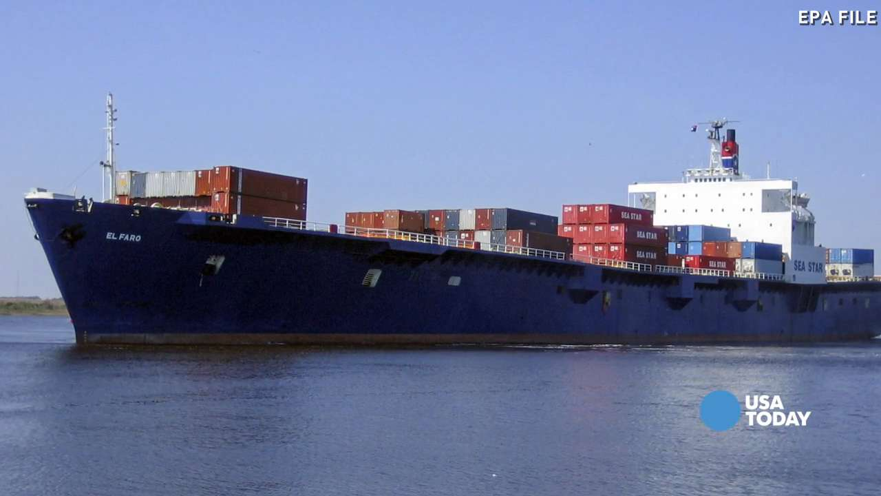 Crews search for cargo ship survivors, 1 body found