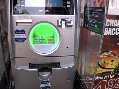 ATM fees up 21% in last 5 years
