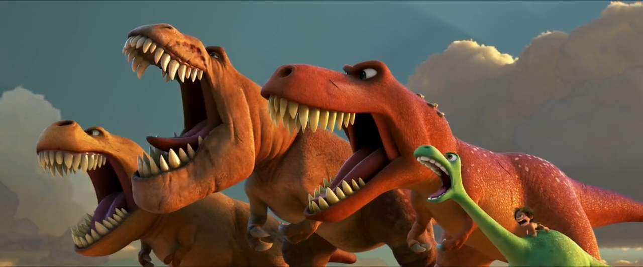 review families feelings abound in good dinosaur
