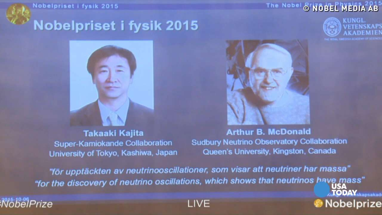 Nobel physics prize winners changed way we see world