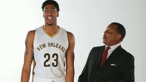 Added depth raises expectations for Pelicans