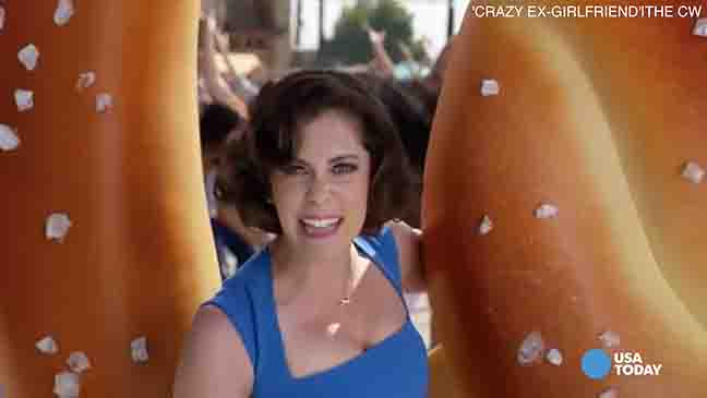 Song and dance bloom in CW's 'Crazy Ex-Girlfriend'