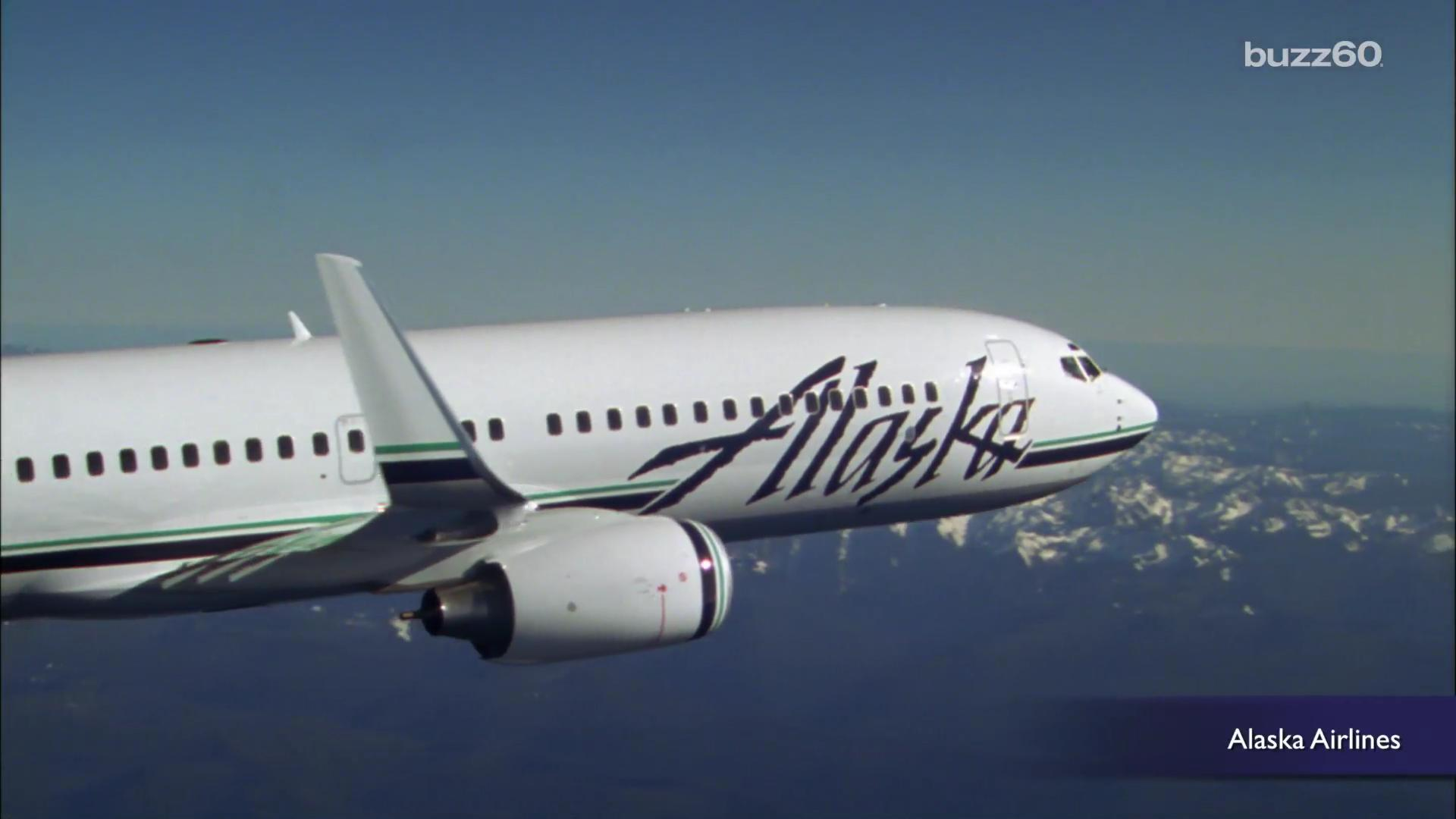 Alaska Airlines loses its own CEO's luggage