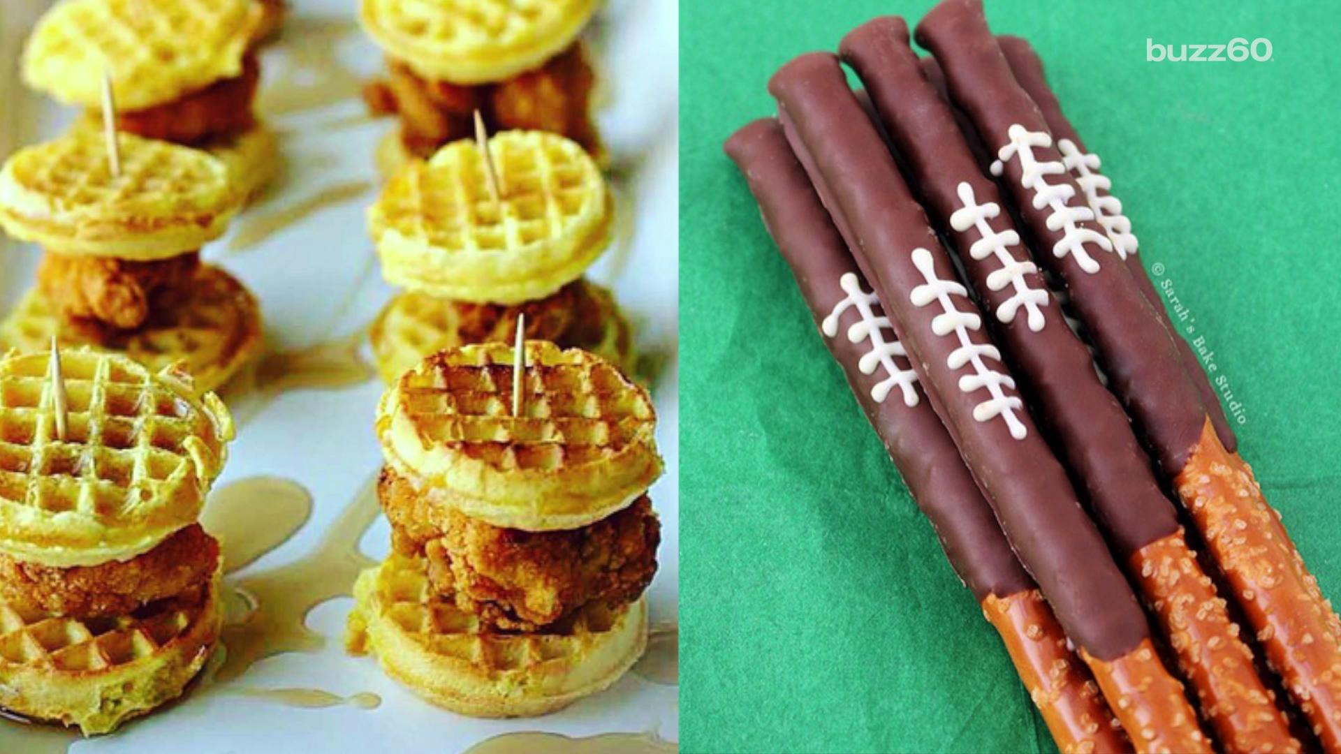 Best game-day snacks for football Sunday